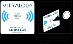 Vitralogy Vanity Decal
